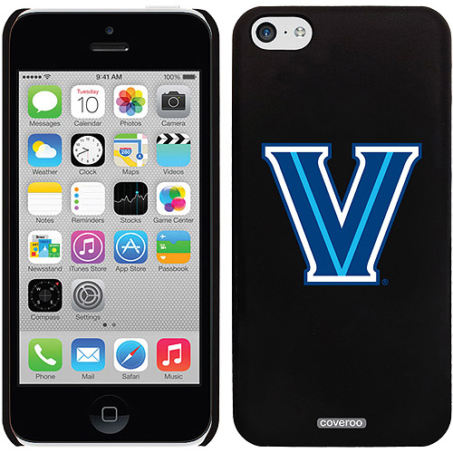 Villanova University V Design on iPhone 5c Thinshield Snap-On Case by Coveroo