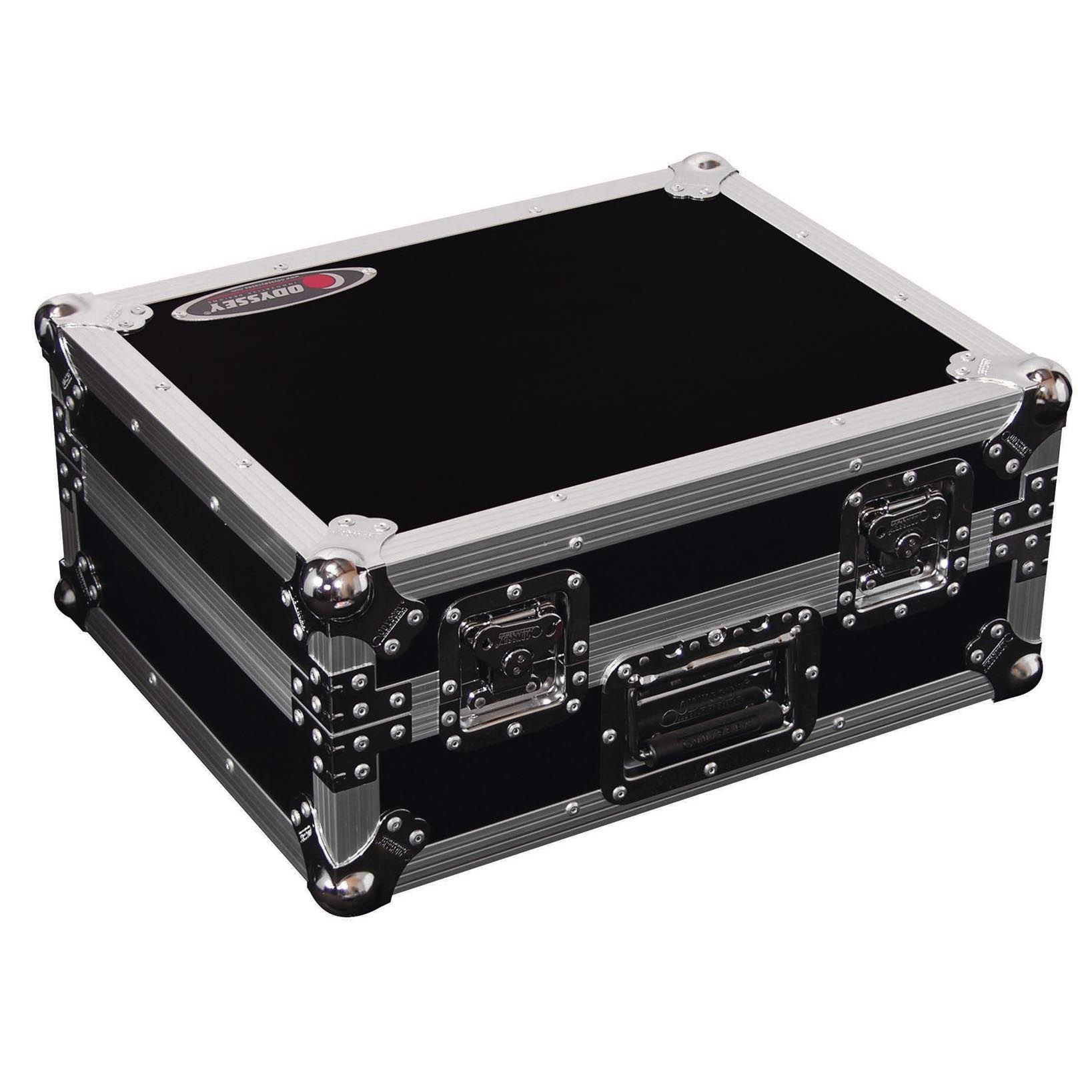Odyssey Flite Zone 1200 Turntable Case Black by Odyssey
