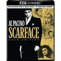 Scarface (Gold Edition) (4K Ultra HD + Blu-ray + Digital Copy)