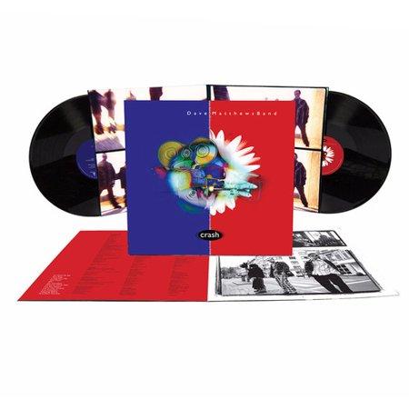 Crash Anniversary Edition (Vinyl) - Dave Matthews Band Song Halloween
