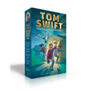 Tom Swift Inventors' Academy Starter Pack : The Drone Pursuit; The Sonic Breach; Restricted Access; The Virtual Vandal