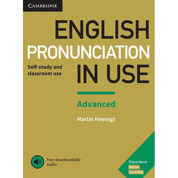 English Pronunciation In Use Advanced Book With Answers And Downloadable Audio Other Walmart Com