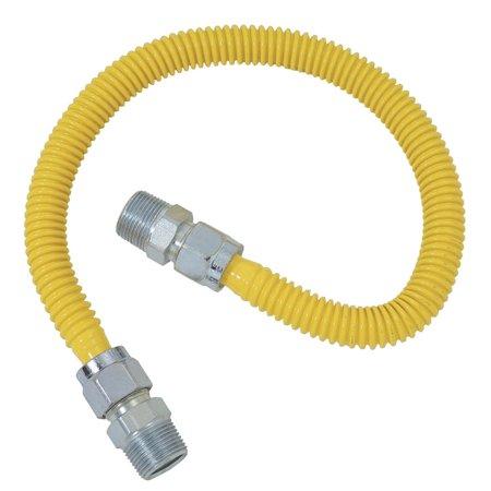 Brass Craft 5/8x48 Gas Connector CSSC14-48P