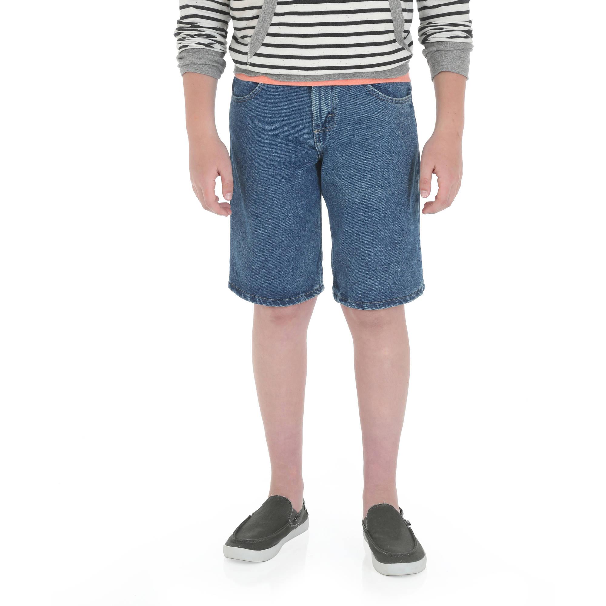 Rustler - Husky Boys' Denim Shorts