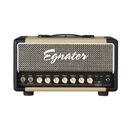 Egnater Rebel 20 Mark II - 20 Watt Tube Head