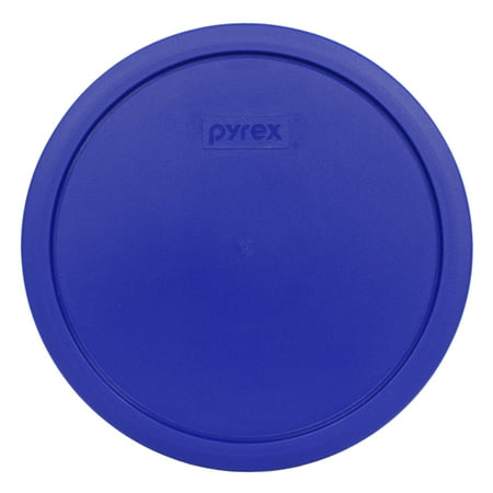 Pyrex Replacement Lid 7403-PC Cadet Blue Round Cover for Pyrex 7403 10-Cup Bowl (Sold Separately)