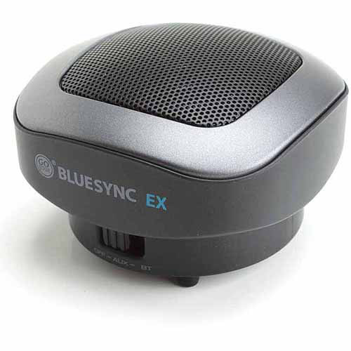 GOgroove Portable Pocket-Sized Rechargeable Bluetooth Spe...