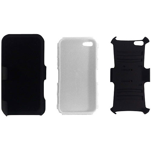 Soldier Combo Hard Case for iPhone 5/5SE/5s