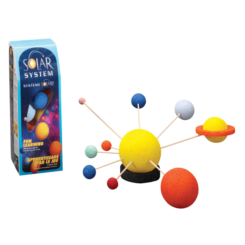 Make It Fun FloraCraft Styrofoam Solar System Kit, 1 Each