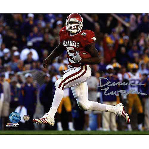 "Darren McFadden University of Arkansas Action 8"" x 10"" Photo (SCH Authorized)"