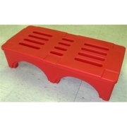 Forte Product Solutions 8001911 SureStack dunnage rack Red