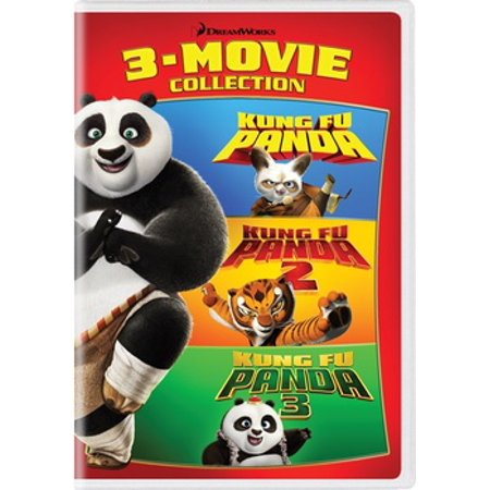 Kung Fu Panda 3-Movie Collection -