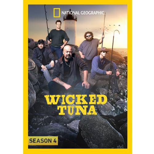 Wicked Tuna: The Complete Fourth Season (Widescreen)