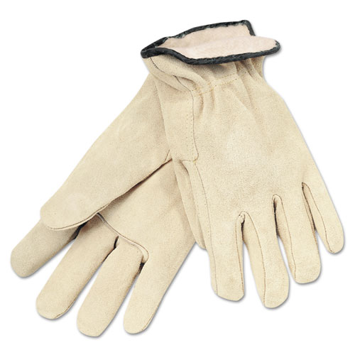 Insulated Driver's Gloves, X-Large