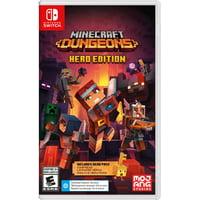 Minecraft Dungeons Hero Edition, Nintendo, Nintendo Switch
