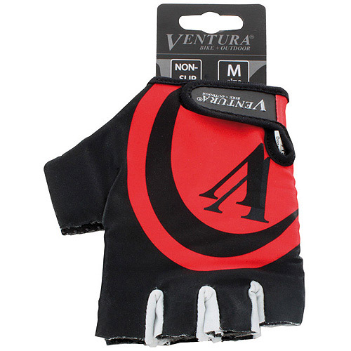 Ventura Touch Gloves, Large/X-Large, Red