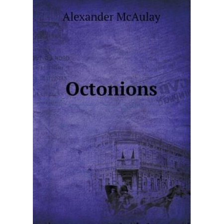 Octonions by Alexander McAulay Paperback Book - image 1 de 1