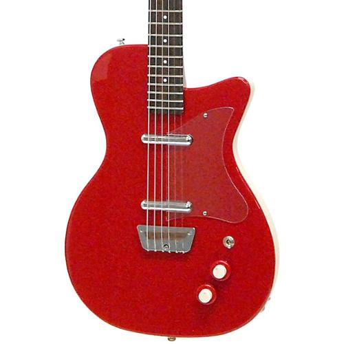 Danelectro '56 Baritone Electric Guitar Red by Danelectro