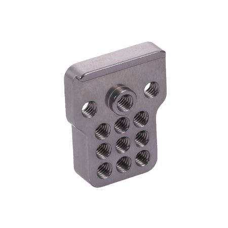 Tpower 4Pcs Metal Shock Tower Bracket Kits for 1/16 WPL C-14/C-14K/C-24/C-24K Truck Off Road Car Parts - image 3 of 7