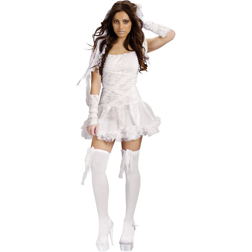 Tutu Mummy Adult Halloween Costume
