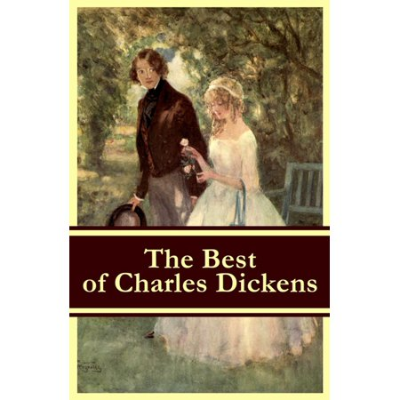 The Best of Charles Dickens: A Tale of Two Cities + Great Expectations + David Copperfield + Oliver Twist + A Christmas Carol (Illustrated) - (Best German Cities For Christmas)