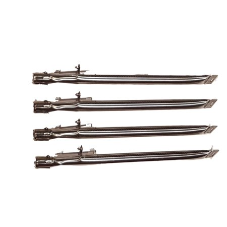 Set of 5 replacement stainless steel burners with electrodes for Bbq Grill model from Uniflame, Backyard grill and BHG grill models Set of 5 replacement stainless steel burners with electrodes for Bbq Grill model from Uniflame, Backyard grill and BHG grill models