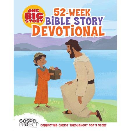 One Big Story 52-Week Bible Story Devotional - Octonauts Big W
