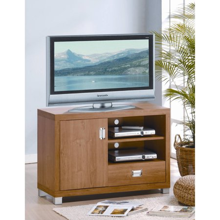 Techni Mobili TV Cabinet, Maple