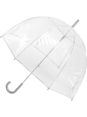 Product Image Totes Clic Canopy Clear Bubble Umbrella