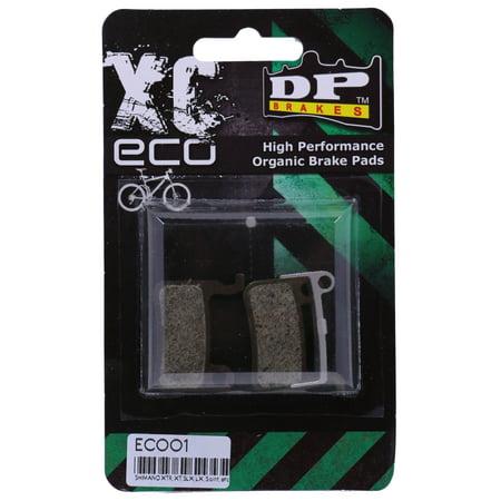 XC ECO - DP BRAKES Organic Disc Brake Pads for Shimano M965, XTR, SLX Systems