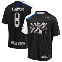 Fl0w3r New York Excelsior INTO THE AM 2019 Overwatch League Limited Edition Authentic Third Jersey - Black