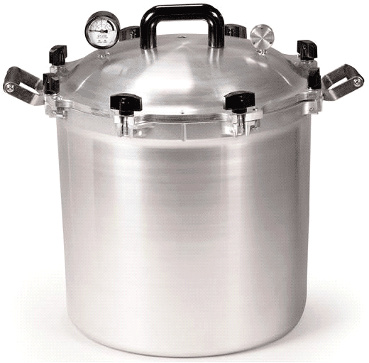All American 41.5 Quart Pressure Cooker by