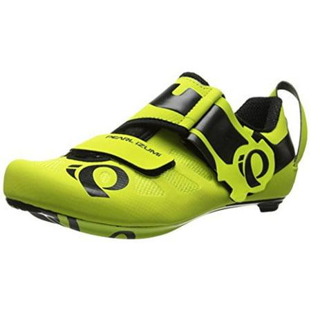 Pearl Izumi Mens Tri Fly Octane II Colorblock Triathlon Cycling Shoes (Pearl Izumi Cycling Gear)