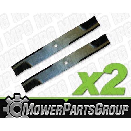 D497 (2) Mulching Blades Fits Cub Cadet with 42