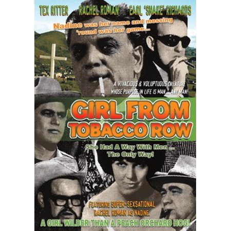 The Girl from Tobacco Row (DVD) (Girl From Avatar)