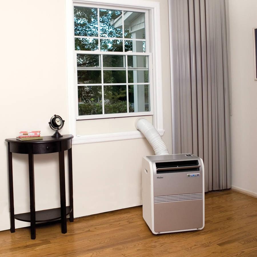Haier Hrb08xcmtb 8 000 Btu Portable Air Conditioner 115v