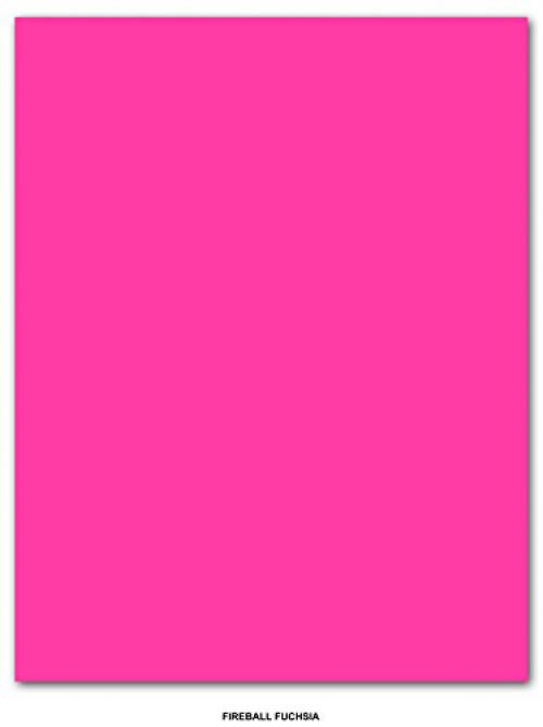 Neenah Astrobrights Premium Color Card Stock, Paper 65 Lb Cover   Cardstock 50 SHeets Per Pack (8.5 x 14,... by Superfine Printing Inc