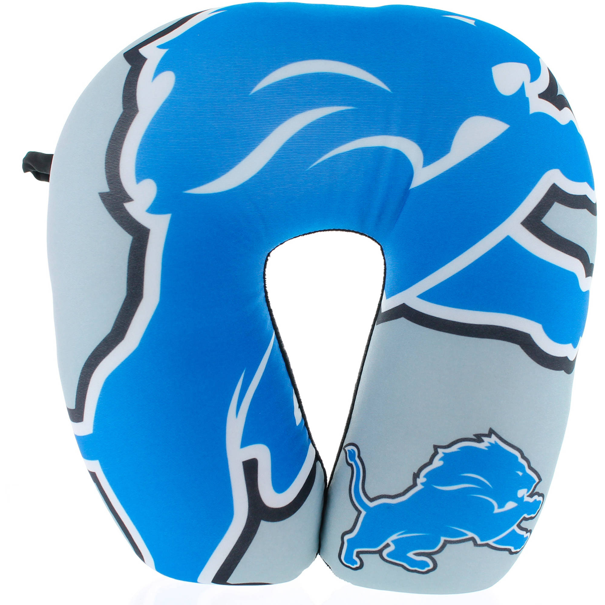 Aminco NFL Impact Neck Pillow, Detroit Lions by AMINCO INTERNATIONAL