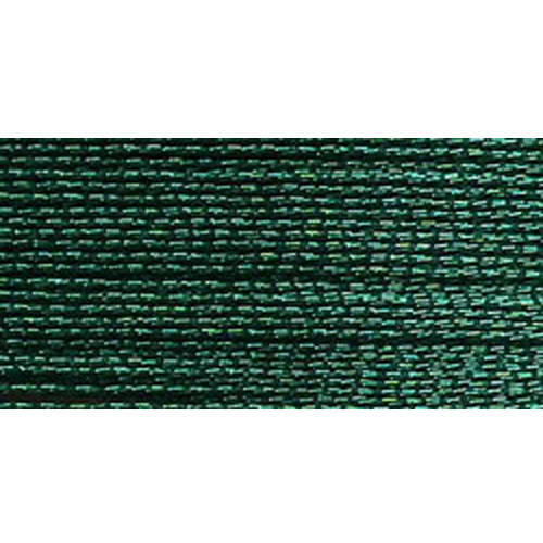 DMC Diamant Metallic Needlework Thread, 38.2-Yard, Green Emerald Multi-Colored