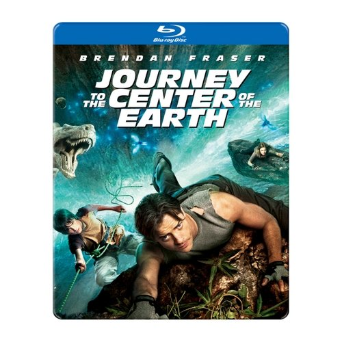 Journey To The Center Of The Earth (Blu-ray) (Steelbook Packaging) (Widescreen)