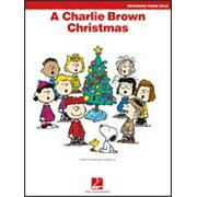 Hal Leonard A Charlie Brown Christmas-Beginning Piano Solos