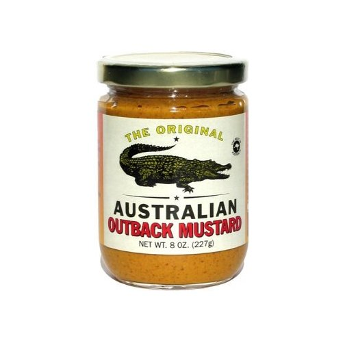 The Original Australian Outback Mustard 227g