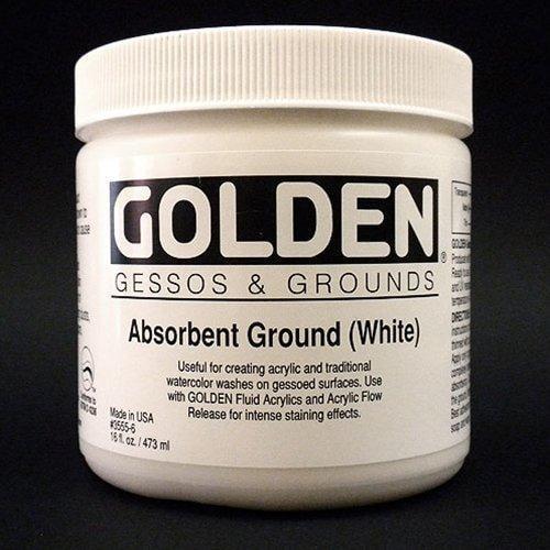Golden - Absorbent Ground Watercolor - Pint