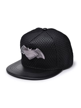 size 40 82c29 c4fa3 Product Image Batman Vs Superman Metal Logo Adjustable Size Official Snapback  Cap