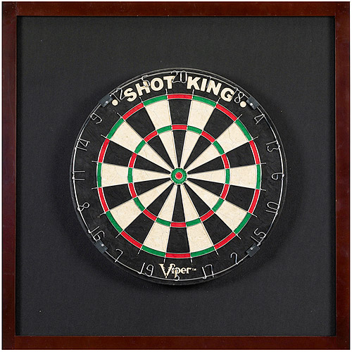 Accudart Electronic Dartboard 21 Games With Lcd Display