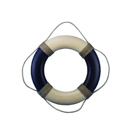Blue Antique Life Ring 20
