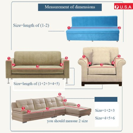 Miraculous Eecoo Furniture Protector Full Stretch Lightweight Elastic Camellatalisay Diy Chair Ideas Camellatalisaycom