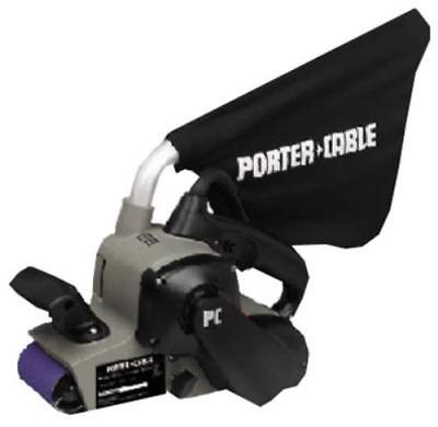 PORTER CABLE 3-Inch x 21-Inch Variable Speed Belt Sander With Center Of Gravity Positioned