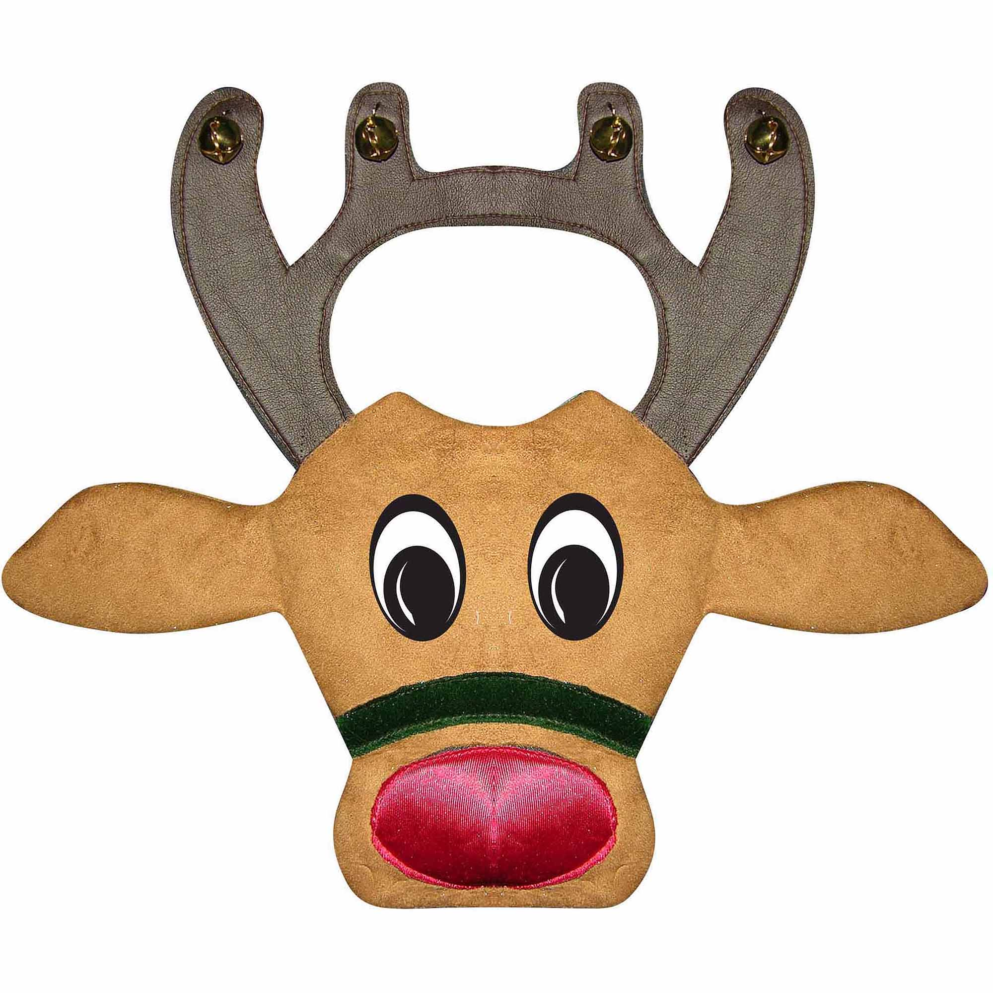 Reindeer Handbag Adult Halloween Accessory
