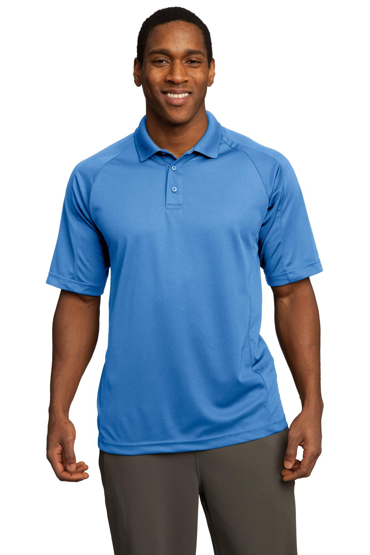 Sport Tek T474 Golf Shirt Unisex Adult Dri Mesh Pro Polo Walmart Com Walmart Com Whichever purpose you customize your dri fit shirts, it depends on individual preferences on the different types of dri fit. walmart